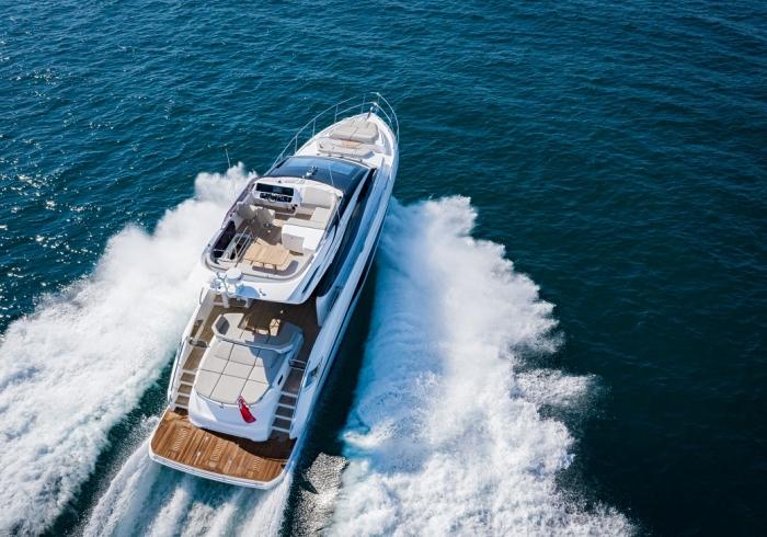 Princess Yachts S62