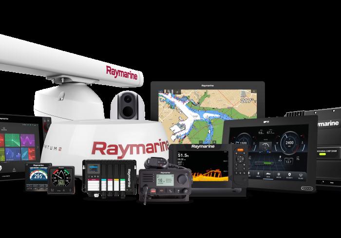 Raymarine Product Range